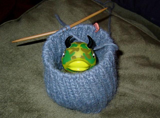 Duck, Duck, Knit