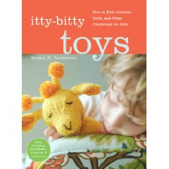 Itty Bitty Toys cover