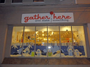 Gather Here Winter Wonderland